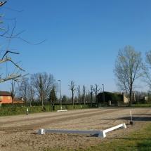 campo dressage